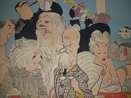 Frolic Room Mural