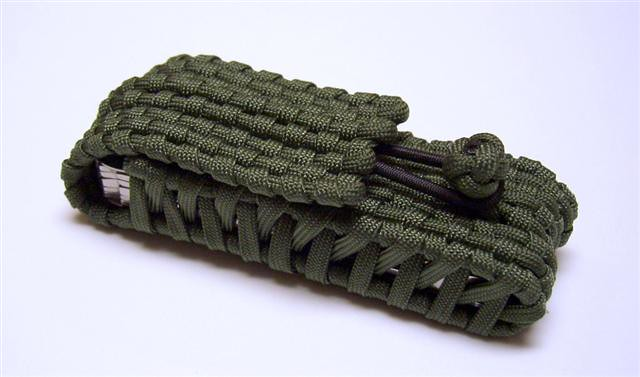Cimg7341 small flickr photo sharing for How to make a paracord bag
