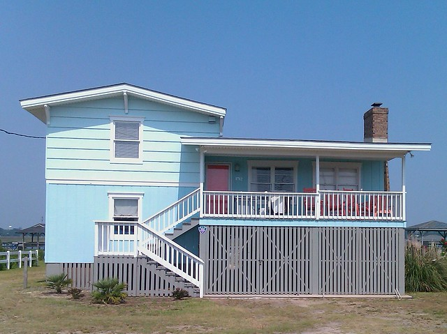 Beach House Exterior Colors Flickr Photo Sharing