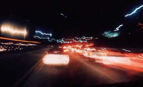 DRUNK DRIVING I-5, L.A., '84