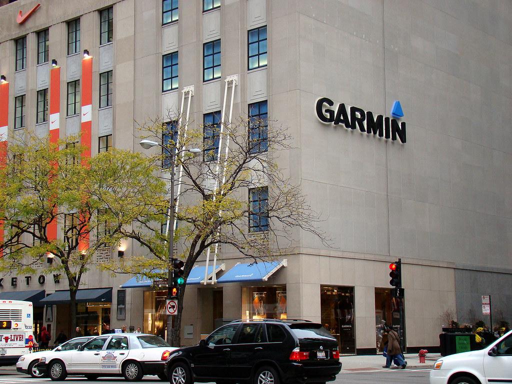 Garmin Store, Chicago, 27 Oct 2008 | The Garmin Store, on Mi