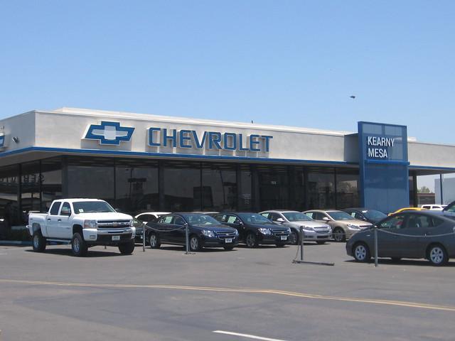 Jimmie Johnson S Kearny Mesa Chevrolet Flickr Photo