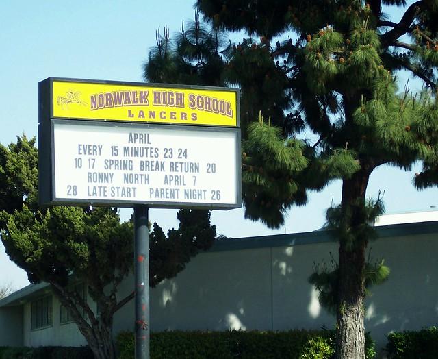 multimedia video norwalk high school