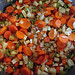 Mirepoix - Start to Carrot and Cilantro Soup by He Cooks She Cooks