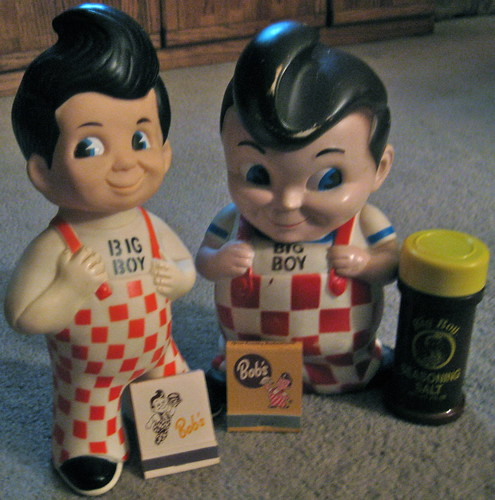 BOB'S BIG BOY COLLECTIBLES
