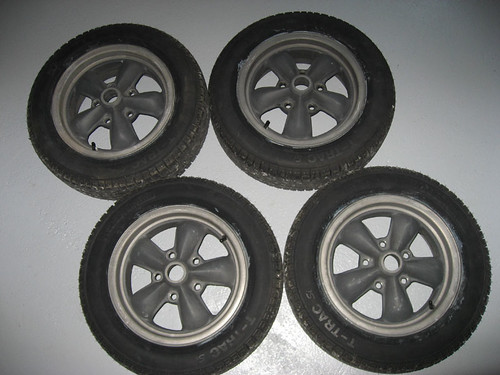 Porsche American Racing Wheels