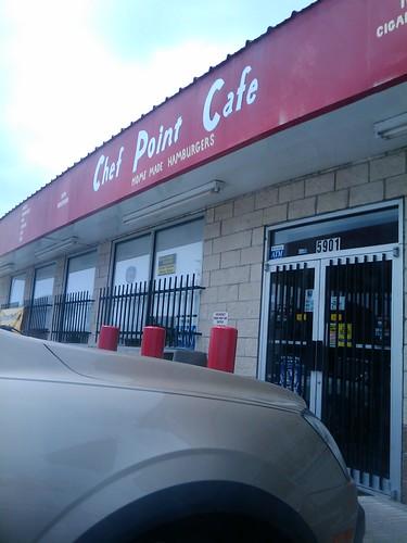 Chef Point Cafe ( WATAUGA TEXAS)