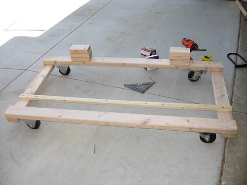 diy hardtop cart jeep wrangler jk forum. Black Bedroom Furniture Sets. Home Design Ideas