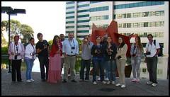 Turma do Curso Fotografia, Cultura e Sociedade em 23/05/09