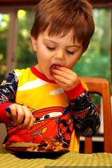 cherry apple pie for breakfast    MG 6370