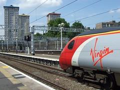 Virgin Railways
