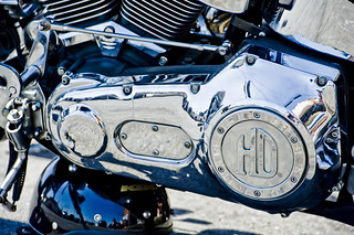 Harley Davidson Chrome | by Jason Pier in DC
