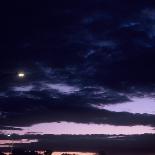 street pink blue light sunset arizona sky cloud sun black 120 film set analog ink dark square colorful purple suburban rich deep vivid az super 66 lampost medium format suburb chandler inky kowa cloudage kowa66 kowasuper66 tempecamera super66 kowa6 kevindooley cloudware harrisoncourt