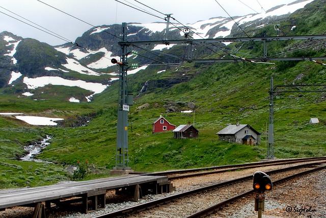 Bergensbanen Norge 2007