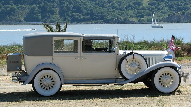 1930 Chrysler Imperial Eight Limousine '30 LIMO' 5