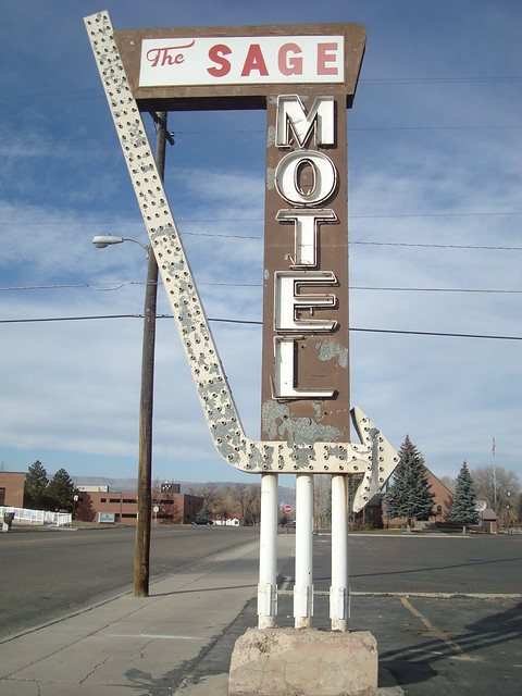 The Sage Motel - Vernal Utah