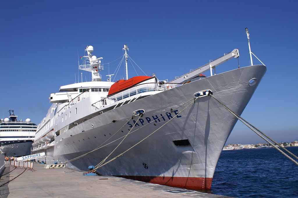 Sapphire in Messina