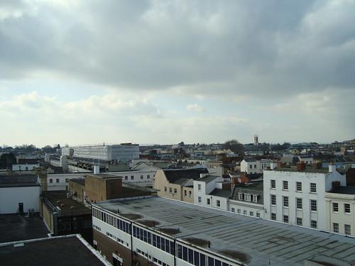 Cheltenham ... view.