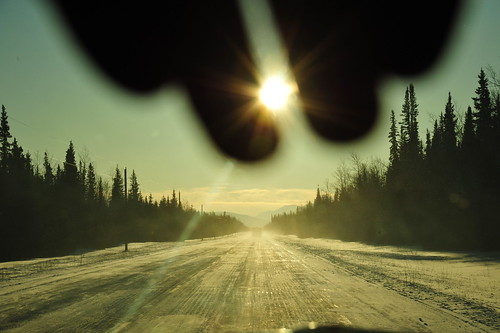 On the Road to Whitehorse_19