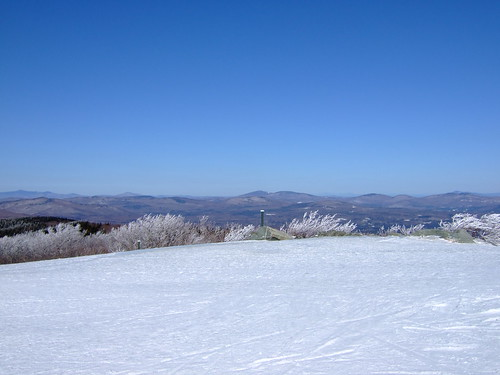 winter mountain snow ski nature landscape snowboarding vermont resort bromley