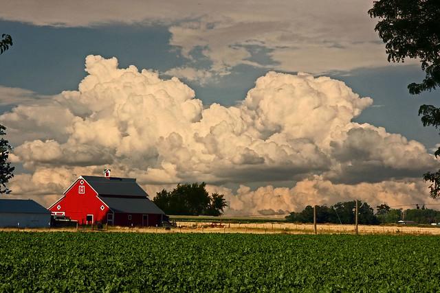 Franklin Road Barn Nampa Idaho Flickr Photo Sharing
