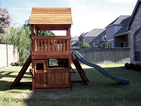15)Backyard Fun Factory Fun Shack w/ Lower Cabin - Flickriver: Random Photos From Backyard Fun Factory Pool