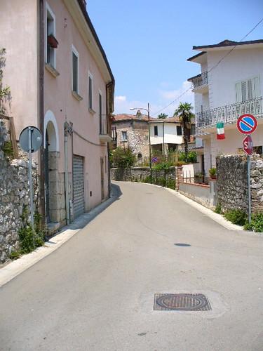 Baia E Latina street