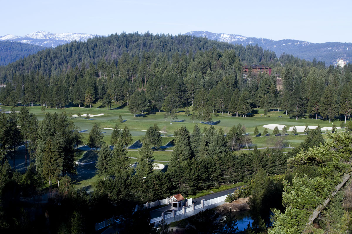 Coeur d'Alene Resort Golf Course, photo by 29k Productions
