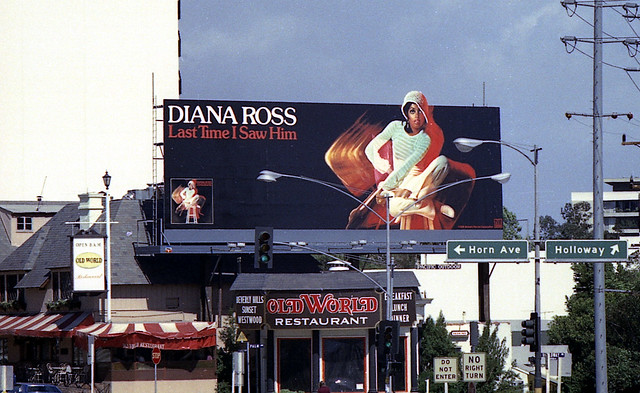 Billboards on Sunset Blvd. #7