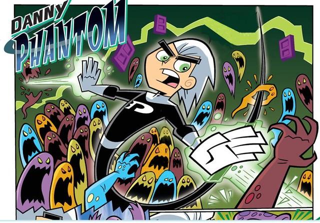 Danny Phantom vs Ben 10