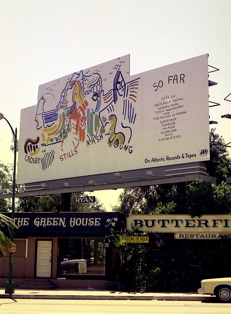 Billboards on Sunset Blvd. #30