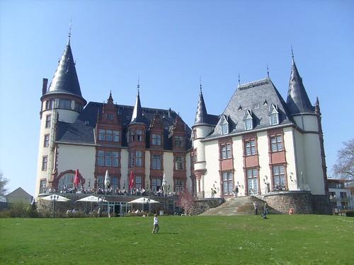 Traumschloss mit traumhaftem Design - Schloss Klink