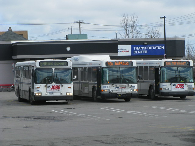 Portage Road Transportation Center In Niagara Falls Ny