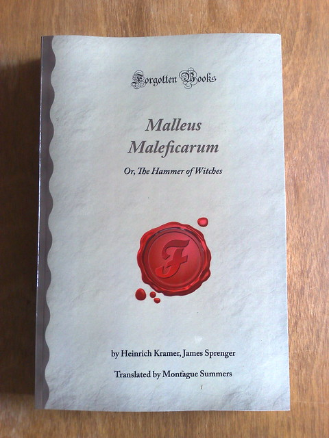 an analysis of the excerpt from the malleus maleficarum written by heinrich kramer Analysis the malleus written in 1486 by heinrich krämer and jacob sprenger below are excerpts from the malleus maleficarum why is it.
