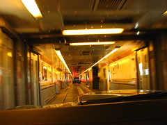 In the Channel Tunnel