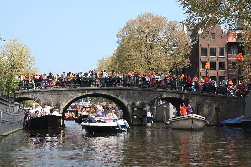 Q-day Amsterdam