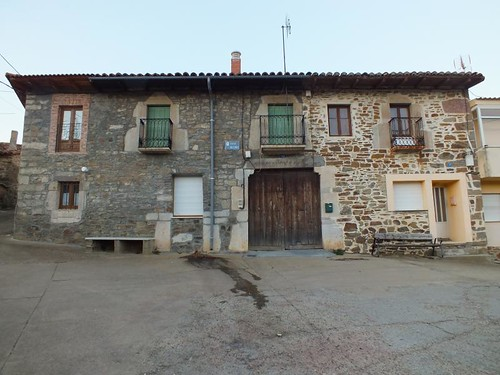 Canales, casa de los abuelos de Alejandro Casona