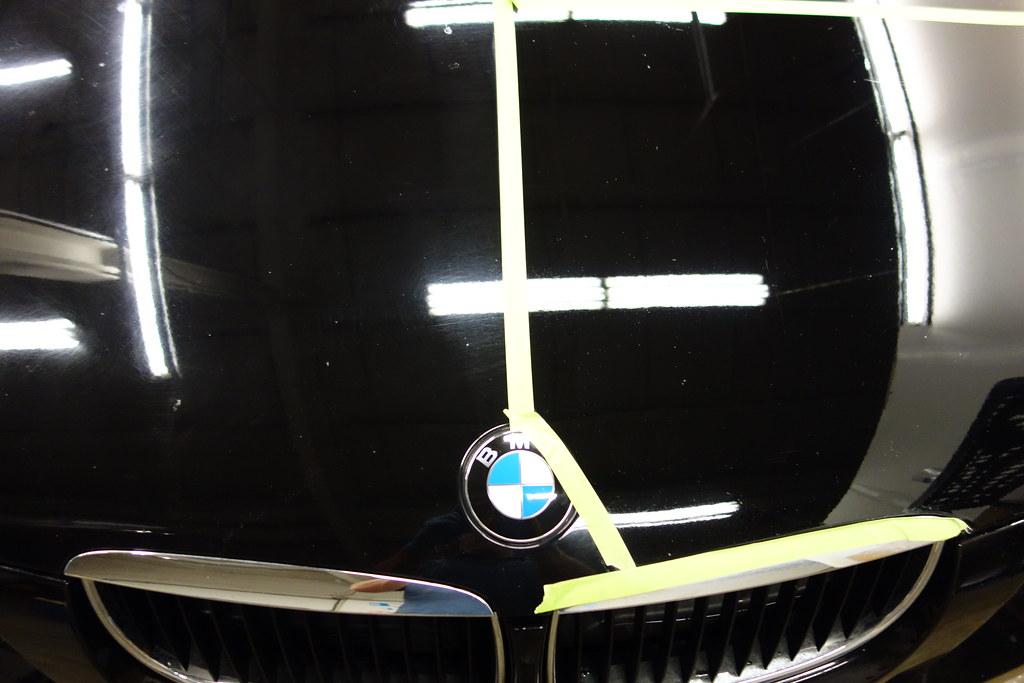 06 Bmw 328i Paint Correction Connecticut Auto Detailing Pinnacle Auto Detail