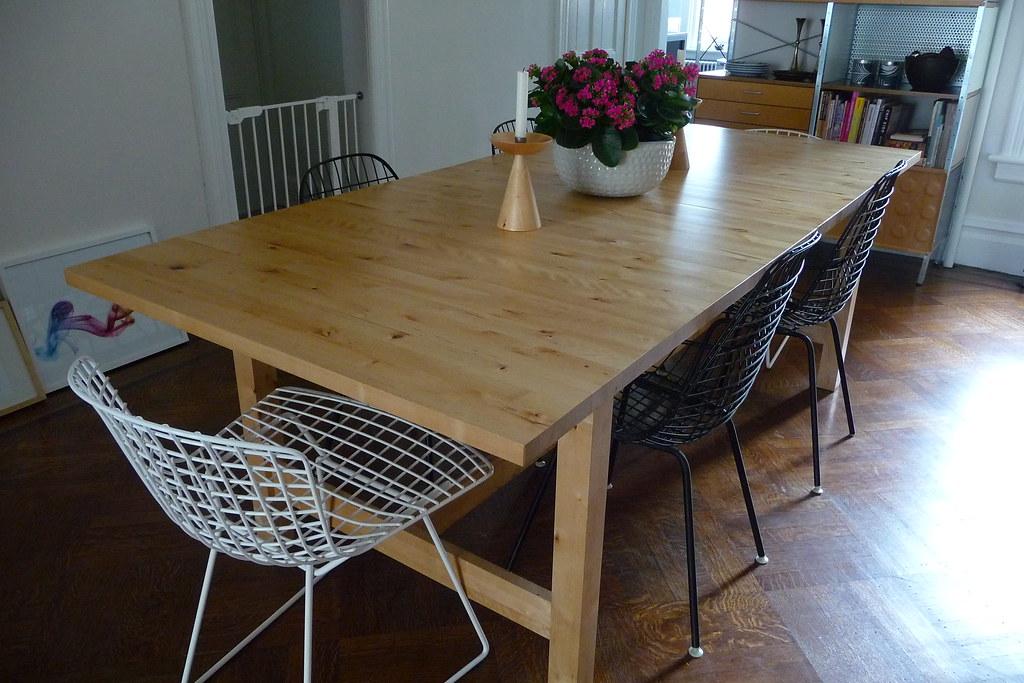 The dining room door sixteen for Table de norden ikea