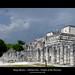 Maya Mexico - Chichen Itza - Temple of the Warriors por Anik Richard