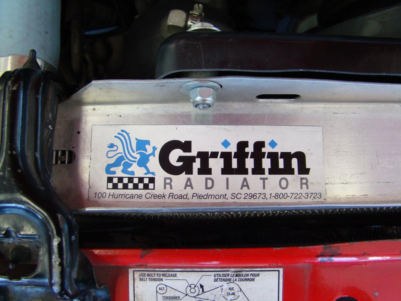 JBA Team Dominator GTA with Griffin Radiator