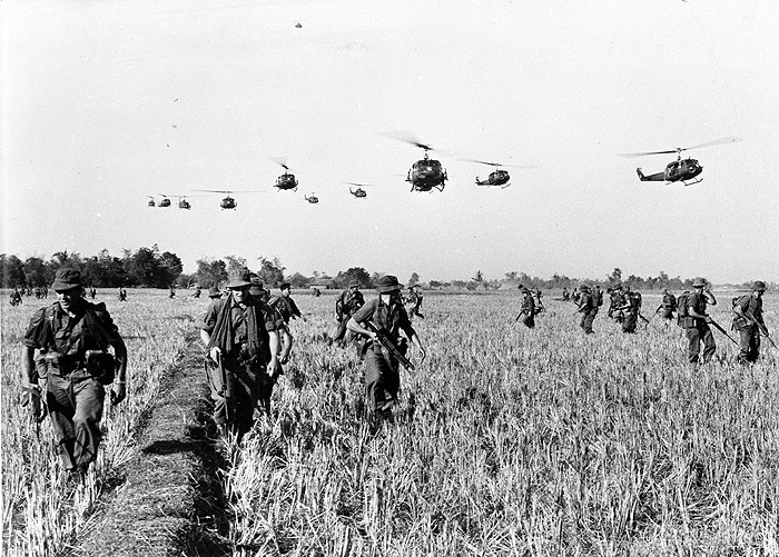 the impact of the american presence on the vietnam war Find out more about the history of women in the vietnam war, including as the american military presence in south vietnam increased beginning in the early.