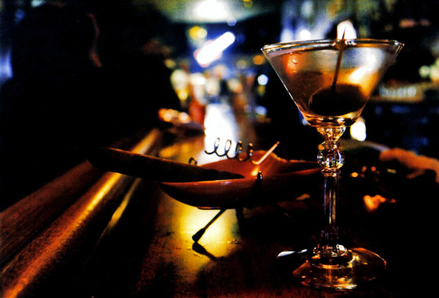 Scotty's Martini & Cigar