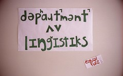 Department of Linguistics