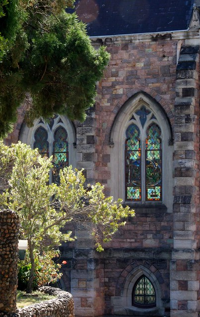 Anglican church window