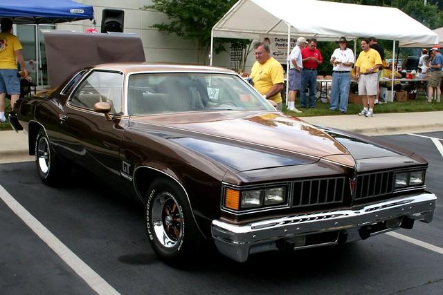 1977 Pontiac Lemans Gt A Photo On Flickriver