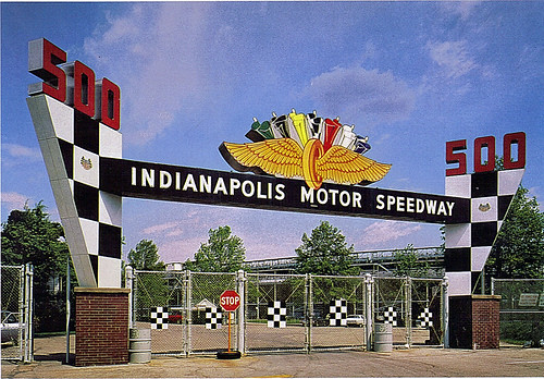 Indianapolis Motor Speedway 2 Indianapolis In Nat 39 L