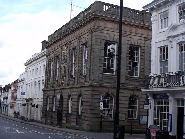 The Court House, Warwick on Jury St | Flickr - Photo Sharing!