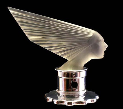 art deco hood ornament flickr photo sharing. Black Bedroom Furniture Sets. Home Design Ideas