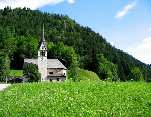 Chiesa di Forno. by Melisenda2010